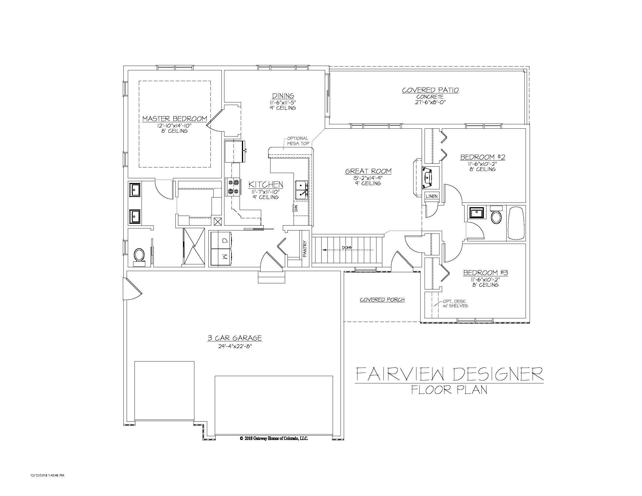 SM Fairview Designer Fplan