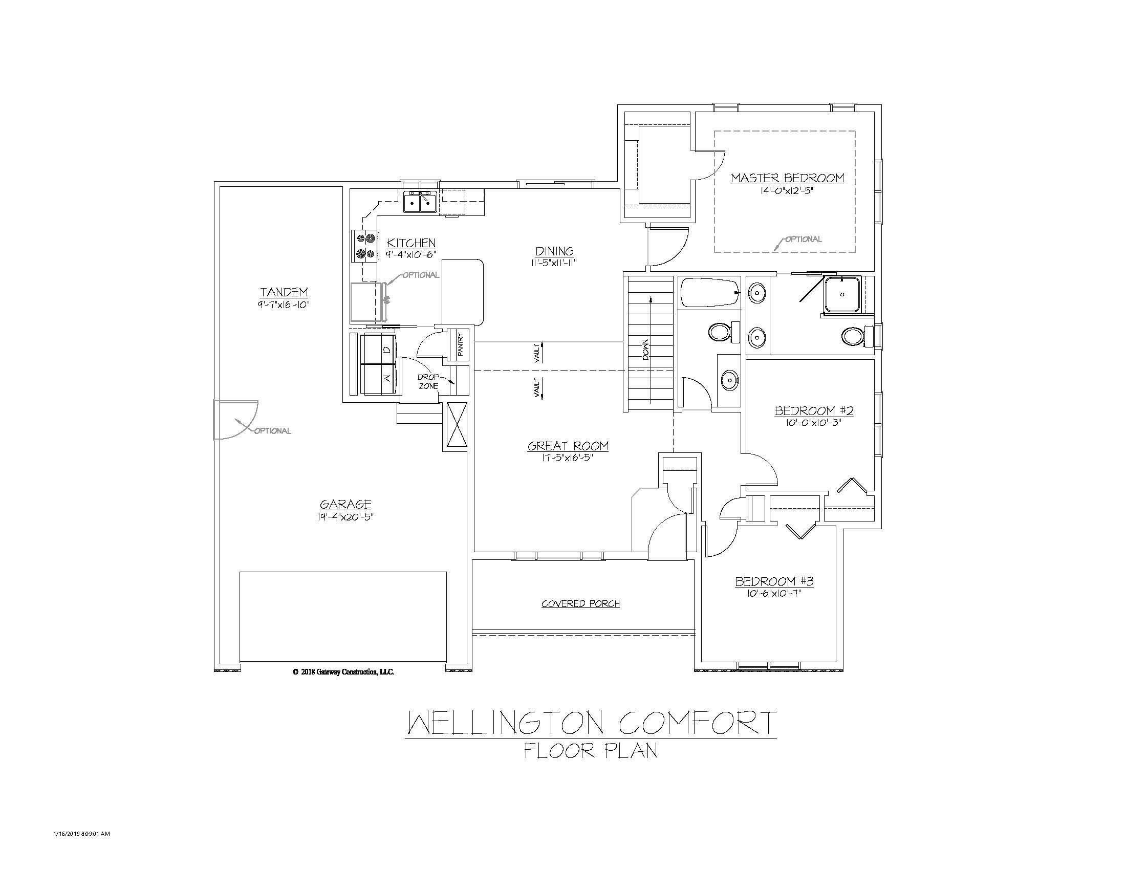 Wellington GL Fplan - C