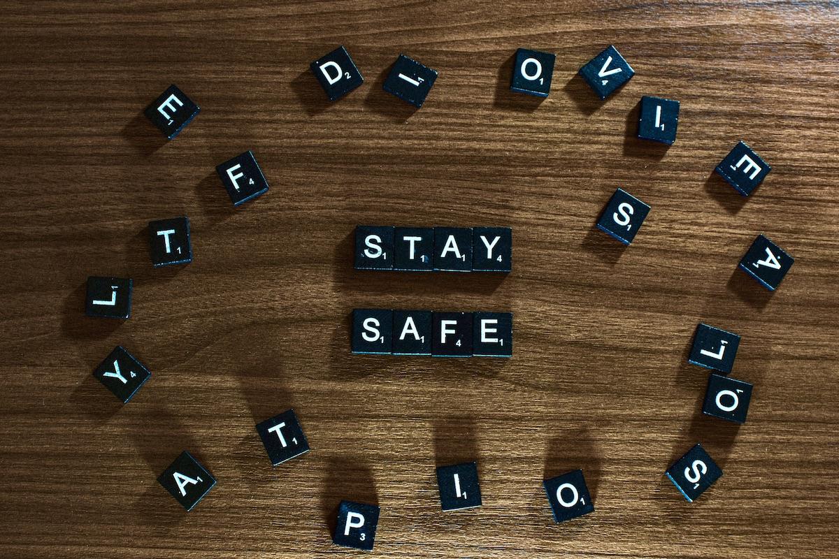 stay safe from radon